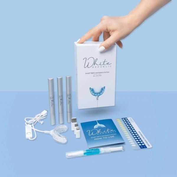 White Republic Teeth Whitening Kit